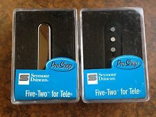 Seymour Duncan Five-Two Telecaster Rhythm and Lead Pickup Set STR-52 and STL-52