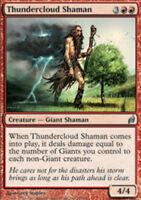 4x Thundercloud Shaman MTG Lorwyn NM Magic Regular