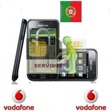 UNLOCK CODE FOR ANY PHONE VODAFONE PORTUGAL - NO IPHONE