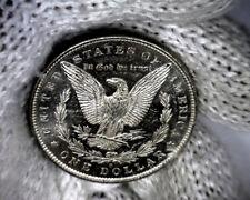 "UNC PL 1881-o VAM-1D Pummeled (Flaky) Eye Morgan Silver Dollar ""Hit List 40"""