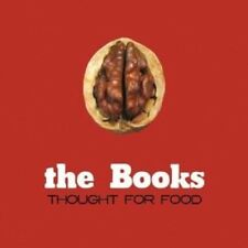 THE BOOKS - THOUGHT FOR FOOD (REISSUE)  CD NEW+