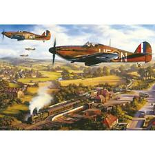 Gibson 1000pc WW2 Plane Puzzles in SS2