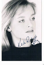 R Surname Initial Uncertified Original Female TV Autographs