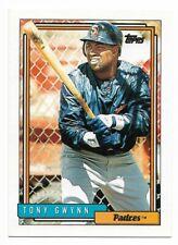 1992 Topps San Diego Padres Team Set