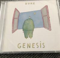 GENESIS (UK) - DUKE NEW Sealed Cd Free Post U.K.