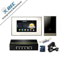 1 Monitor Residential Commercial Property Video Intercom Security System Kit