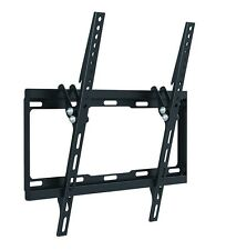 "Slim Tilting Wall Mount Bracket 32-55"" TV 300x300 400x200 400x300 400x400 VESA"