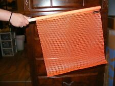 Vulcan Safety Flags with Dowels 4 pack
