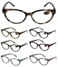 Violet Floral Spring Reading glasses reader +1.0 +1.25 +1.75 +2.25 +4.0 Cat eyes