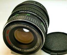 Albinar 28mm f2.8 FD Lens adapted to Sony E mount cameras α6500 α6100 α6000