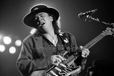 Stevie Ray Vaughan 20x30 inch Poster Photo Live Concert March '88 Akron, OH L3