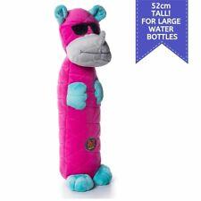 Charming Pet Bottle Bros Water Bottle Plush Dog Toy with K9 Tough Guard - Rhino