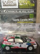 1:24 TOYOTA COROLLA WRC (AURIOL-GIRAUDET) CHINA RALLY 1999 FIA WORLD RALLY#42