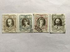 1984 RSA South Africa Complete Set SC 626-629