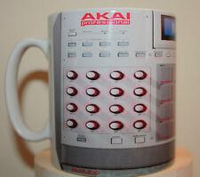 Custom AKAI MPC renaissance sampling sampler novelty mug cup producers studio