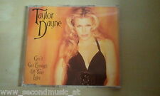 MAXI CD-- TAYLOR DAYNE--CAN'T GET ENOUGH OF OUR LOVE--4 TRACKS
