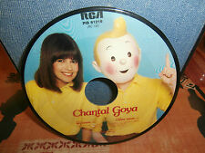 "chantal goya-""becassine""""comme tintin ""single7"" picture disque.rca:pib 61219."