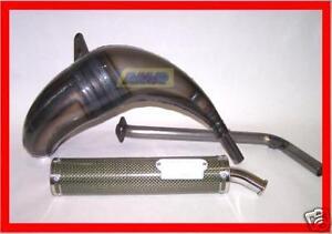 Silencer Complete ARROW Aprilia MX 125 2004 C524-25