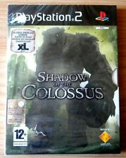 SHADOW OF THE COLOSSUS ITA PS2  PLAYSTATION 2 VERSIONE PAL ITALIANO NUOVO