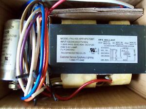 70W HIGH PRESSURE SODIUM BALLAST HPF HPS HX 120-277vac