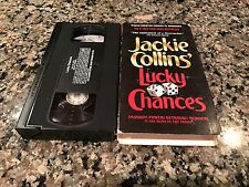 Lucky Chances Rare VHS! 1995 Violent Mob TV Drama! Mary Frann