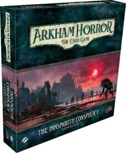The Innsmouth Conspiracy Deluxe expansion for Arkham Horror LCG