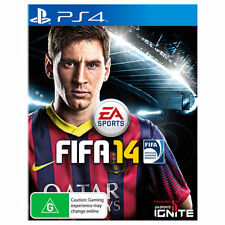 FIFA 14 playstation 4 ps4 aus game