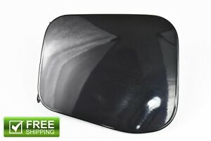 2010-2012 Lexus HS250h Black Opal Mica Fuel Door Gas Lid With Cap Assembly OEM