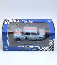 REVELL 08432 NSU 1200 Prinz TT CUP R. podak avec certificat, 1:18, NEUF dans sa boîte, k007
