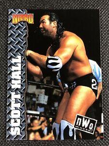 Topps WCW de catch trading cards Set 82 cartes WWE WCW mondialistes Series 1