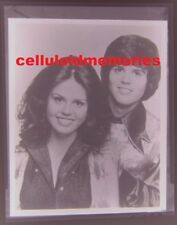 Vintage 4 x 5 Negative Donny & Marie Osmond Young