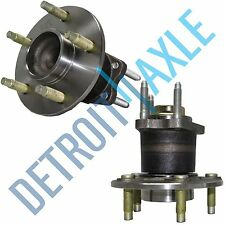 2 New REAR 2006-08 Chevrolet HHR Wheel Hub and Bearing Assembly non ABS PAIR
