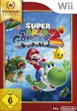 Nintendo Wii +Wii U SUPER MARIO GALAXY 2 KOMPLETT DEUTSCH Top Zustand