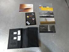 Audi TT 3.2 v6 Quattro 2001-2006 service history manuals booklet ref:108
