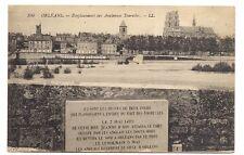 orléans  emplacement des anciennes tourelles