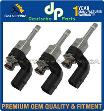For Porsche Cayenne 3.6 Lower Fuel Injectors Genuine 955 605 232 00 Set of 3