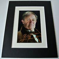 Jim Broadbent Signed Autograph 10x8 photo display Harry Potter Film & COA
