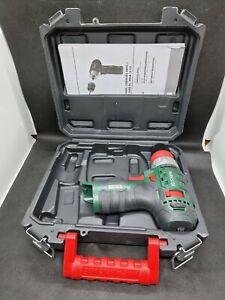 Parkside PBSA 12 C2 Akkuschrauber 12V für X12V-Team mit Bohrfutter in Koffer