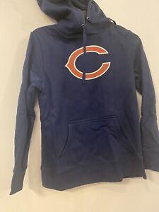 Chicago Bears Women's Hoodie Sweatshirt Size Small NWT