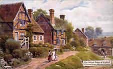 ARQ / Quinton. Stoneleigh, Warwickshire in Tuck Series 9533.