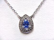 Attract Light Crystal Necklace Light Blue 2016 Swarovski Jewelry #5197465