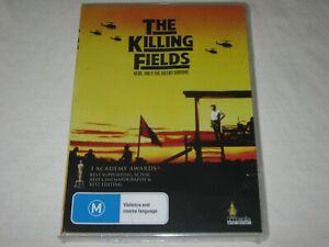 The Killing Fields - Brand New & Sealed - Region 4 - DVD