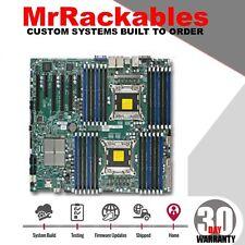 SUPERMICRO MOTHERBOARD X9DRi-LN4F+ Rev 1.10 Dual Socket LGA 2011 R Working pull