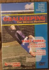 Goalkeeping - The DiCicco Method, Part Three (DVD)