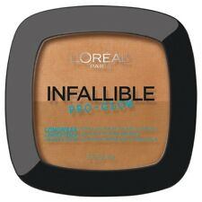 LOREAL Infallible Pro Glow Lasting Powder Highlighter CREME CAFE 27 NEW longwear