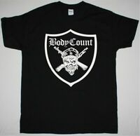 HOT Body Count Syndicate Black T Shirt Ice T New FUNNY S-5XL