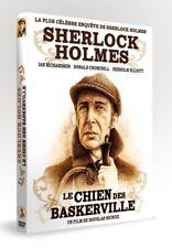 LE CHIEN DE BASKERVILLE / IAN RICHARDSON - SHERLOCK HOLMES - DVD
