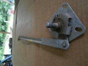 1965 Chevrolet truck C10 LH door latch release mech. SK# 7742