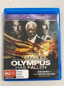 Olympus Has Fallen Blu Ray Morgan Freeman