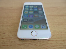Apple iPhone SE - 16GB - Gold (EE) A1723  (Touch sensor not working).